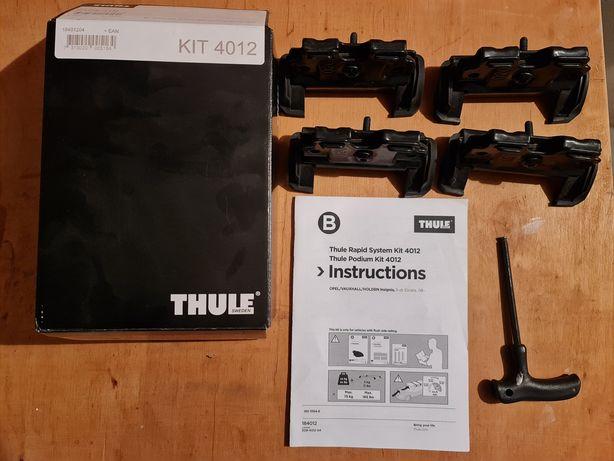 Thule kit 4012 Opel insignia