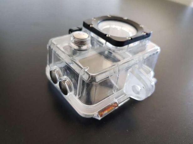 Caixa estanque SJ4000-novo modelo botões suaves