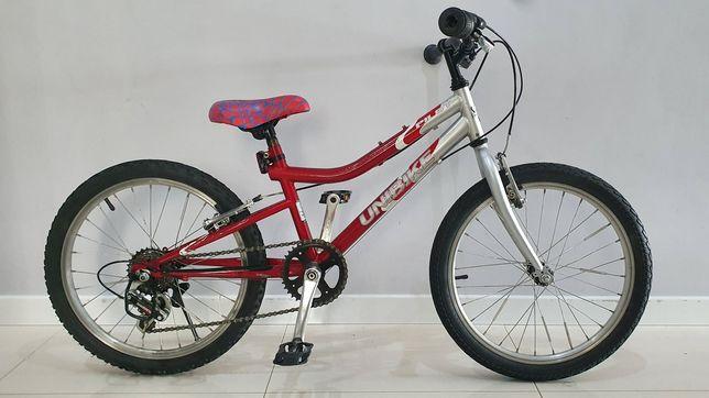 """Rower Unibike 20"""" dobry stan"""