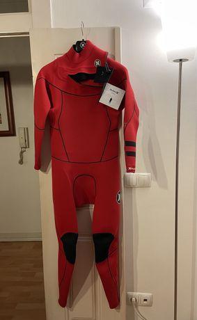 Fato wetsuit Hurley phantom 2/2 mm