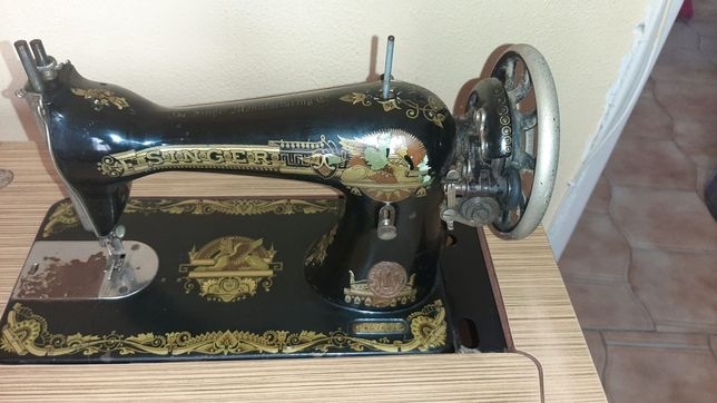 Máquina de costura Singer de 1913