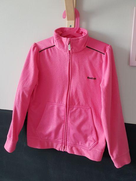 Bluza Reebok różowa