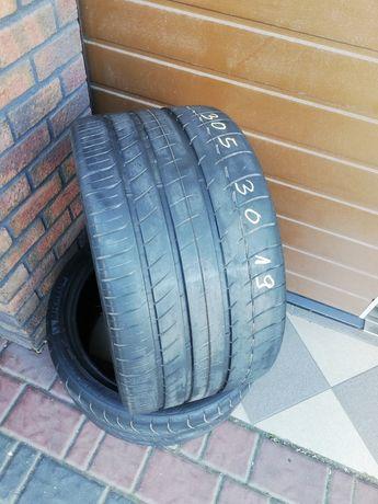 Opony Michelin 305/30/19 2sztuki