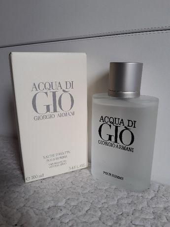 Acqua Di gio 100ml Perfumy Męskie