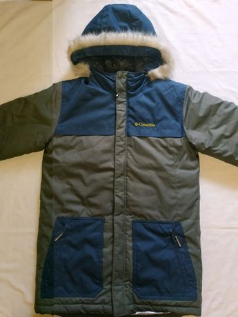 Куртка зимняя на мальчика COLUMBIA (omni-heat)