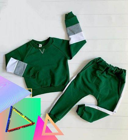 Спортивный костюм Рост 80,86,92,98,104,110,116 штаны кофта