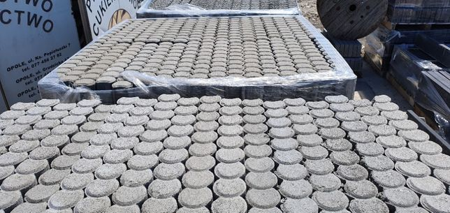 Palisada betonowa palisady betonowe II gatunek PRODUCENT!