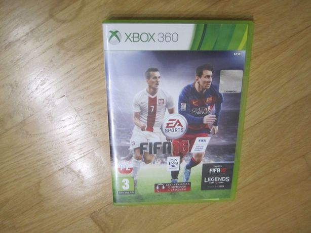 gra XBOX 360 FIFA16