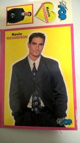 Postal Kevin Richardson (portes incluídos)