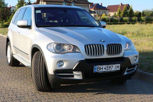 BMW X5 AdaptiveDrive 2008