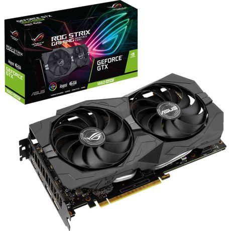 Gráfica Asus ROG Strix GeForce GTX 1660 SUPER 6GB