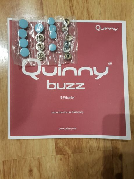 Quinny buzz
