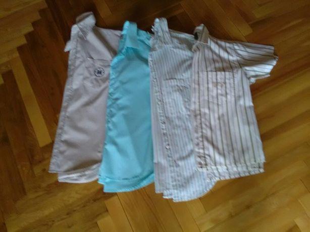 Детские рубашечки на 12-13 лет 160 грн все ,,Италия,