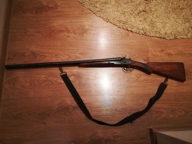 Охотничье двуствольное ружье ТОЗ-БМ