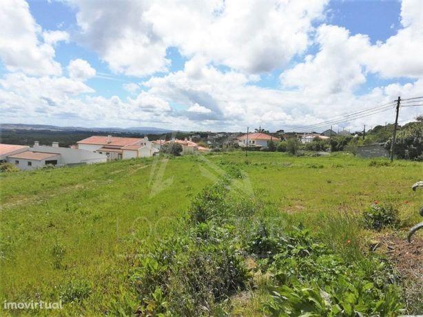 Terreno com projeto na Serra do Bouro (Caldas da Rainha)