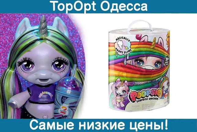 Единорог с сюрпризами, игровой набор со слаймами (Oopsie, Rainbow)