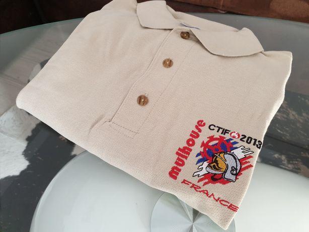CTIF - nową oryginalna koszulka polo