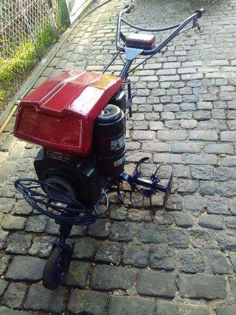 Vendo moto enxada a gasóleo lombardini
