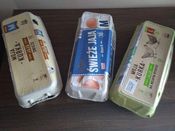 Wytlaczanki na jajka