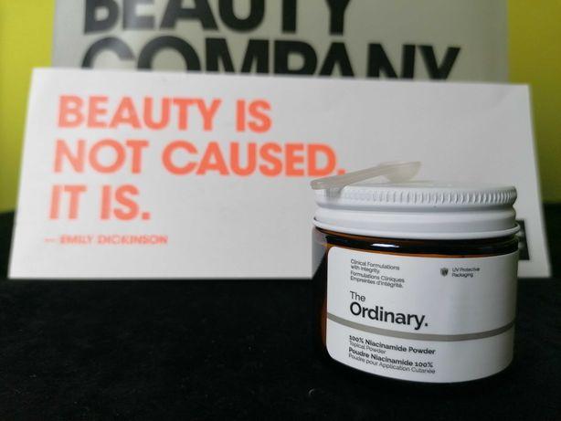 The Ordinary - 100% Niacinamide Proszek 20g niacynamid witamina b3