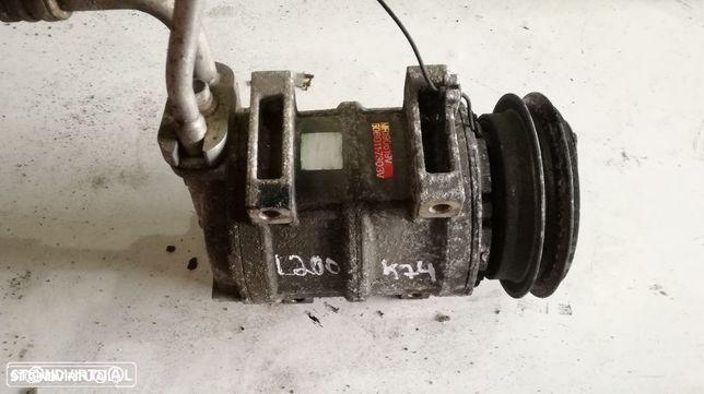 Compressor de AC Mitsubishi L200 K74 Ref-MR190619V
