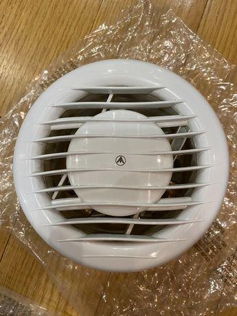 Вентилятор витяжка у ванну туалет 100мм