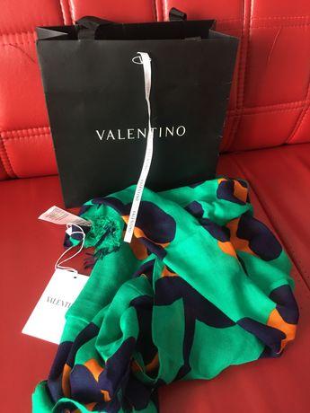 Шарф, палантин Valentino, новый