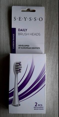 Seysso Daily Brush Heads 2szt.