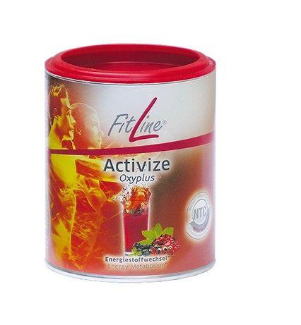 FitLine Activize Oxyplus Cassis stres energia