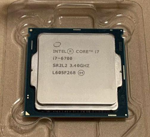 Процессор Core i7 6700
