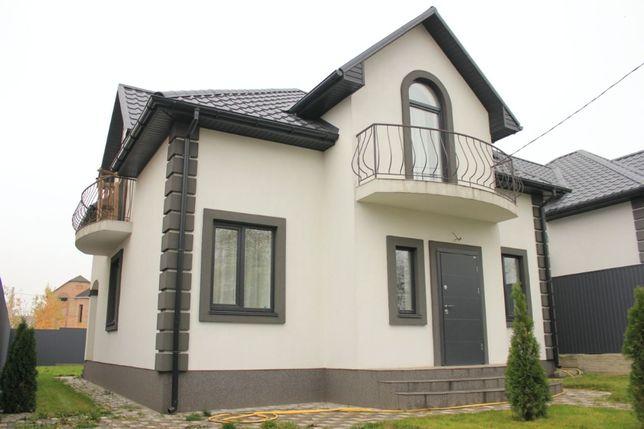 Дом 164м2 с ремонтом и участком 5 соток (г. Киев)