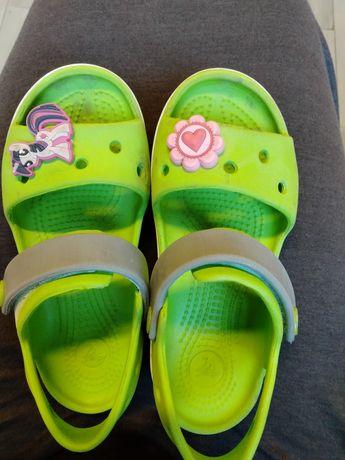 Кроксы crocs c11