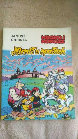 Kajko i Kokosz Mirmił w opałach wydanie 1