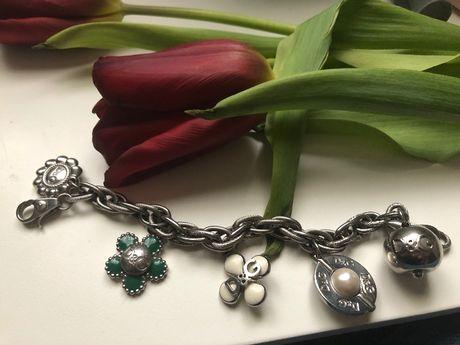 Luksusowa bransoletka D&G Dolce Gabbana