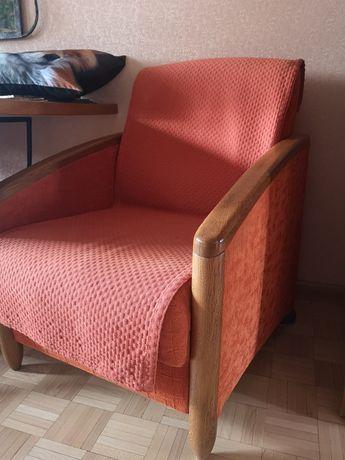 Wersalka z funkcją spania i dwa fotele