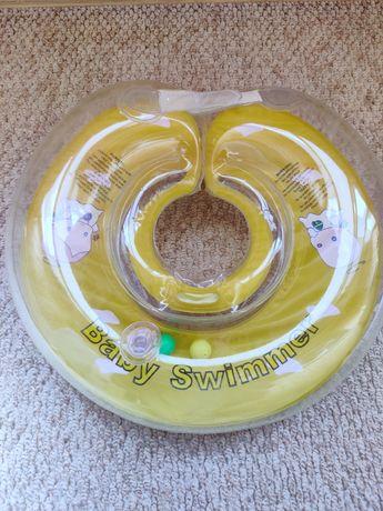 Круг для купания детей от  нуля и выше для новорожденных