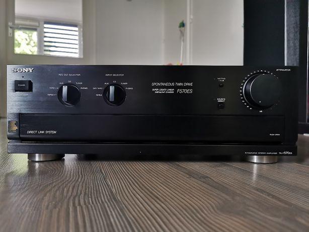 Wzmacniacz Sony TA-F570ES