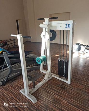 Maszyna WAHADŁO - przywodziciel, odwodziciel, mięśnie brzucha