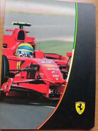 Oryginalny zeszyt Ferrari