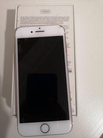 Iphone 7 Rose Gold 128 Gb