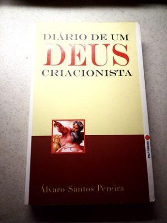 Livro - Diário De Um Deus Criacionista
