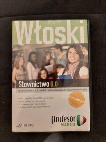 Profesor Marco Włoski - Słownictwo 6.0