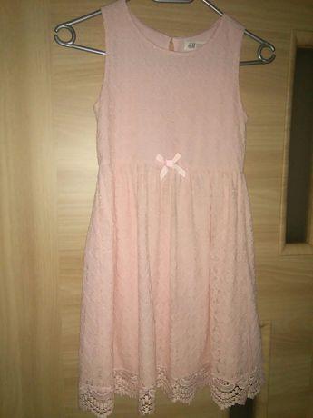Sukienka 8-10 lat HM