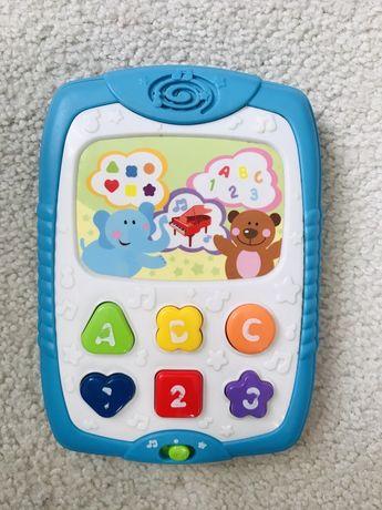 Tablecik, grająca, edukacujna zabawka