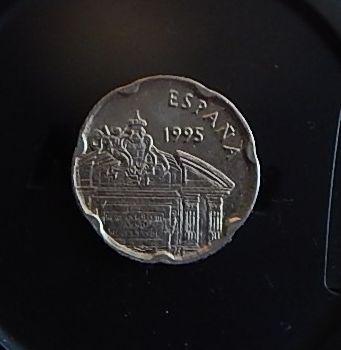 50 песет Испании 1995 года
