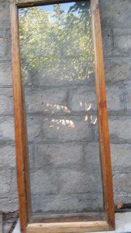 """Рами дерев""""яні балконні"""