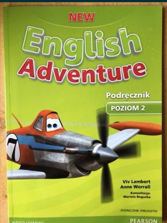 New English adventure 123 testy
