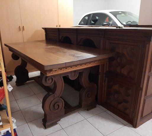 Mobilia para sala ou cozinha rustica