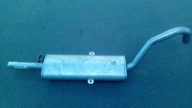 Глушитель основной и дополнительный ВАЗ 2101-2107, 2104 классика