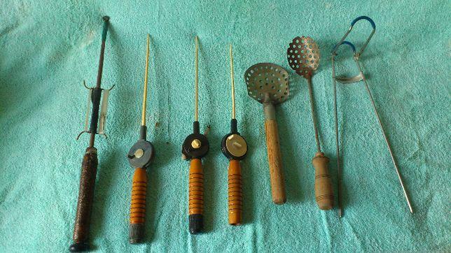 Поплавок Крючки Удочка для зимней рыбалки Мормышки рыболовные Блесна